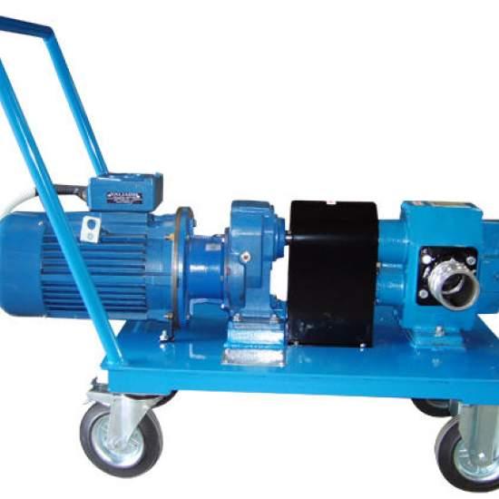 Pompe transvazare si debitmetre TCS si EMHKAM
